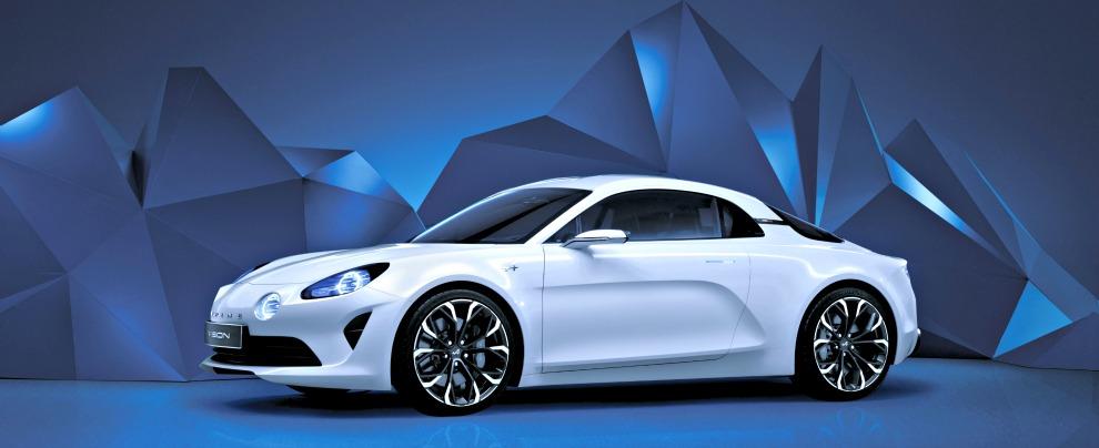 Alpine Vision, Renault torna alle sportive con il marchio divenuto famoso nei rally