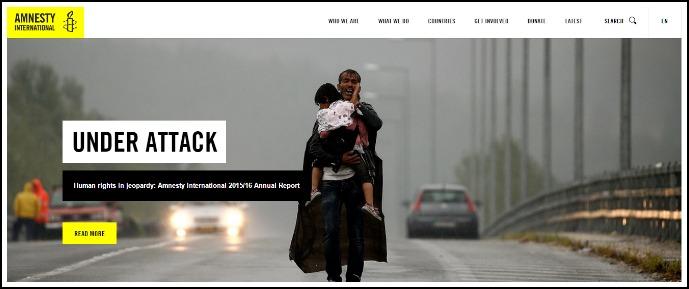 """Amnesty International: """"2015 anno nero per i diritti umani nel mondo. Violati sfacciatamente"""""""