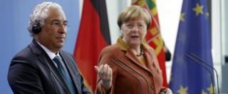"""Crisi, Eurogruppo al capezzale di Grecia e Portogallo. Schaeuble minaccia Lisbona: """"Non lasci il sentiero, è pericoloso"""""""