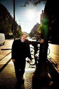 Umberto Eco in Svezia