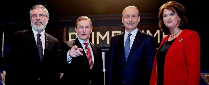 Elezioni Irlanda, per gli exit poll è ingovernabilità: coalizione di governo perde la maggioranza