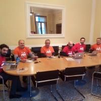 Personale strutturato e non strutturato di PaSTIS Research Unit (Padova Science, Technology & Innovation Studies), Dipartimento FISSPA dell'Università di Padova