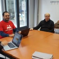 Coordinamento di un progetto Erasmus, Università La Sapienza – Roma
