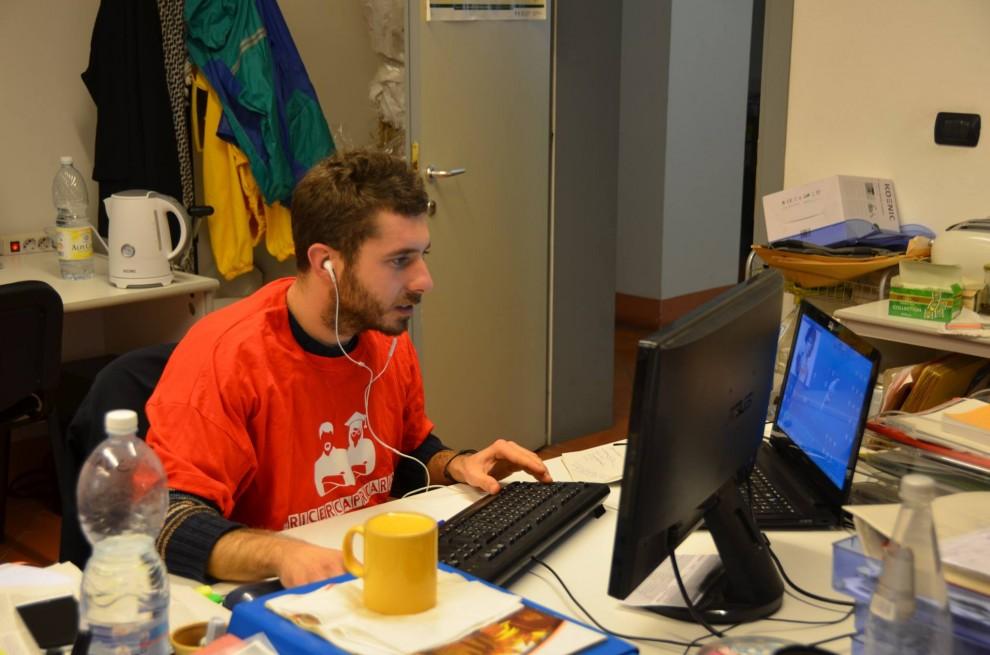 Analisi dati per un progetto di ricerca europeo, Università di Pisa