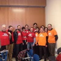 Rilievi per la sicurezza delle scuole del personale non strutturato dell'Università di Firenze