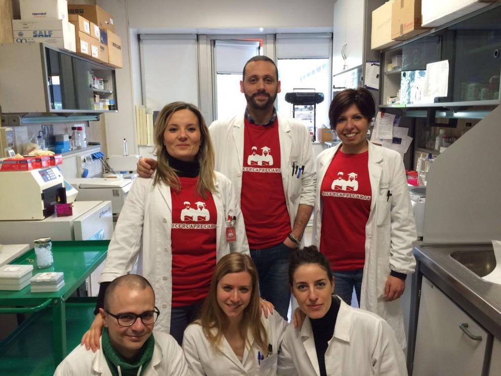 Attività di laboratorio al Dipartimento di Chirurgia e Medicina Traslazionale dell'Università di Firenze