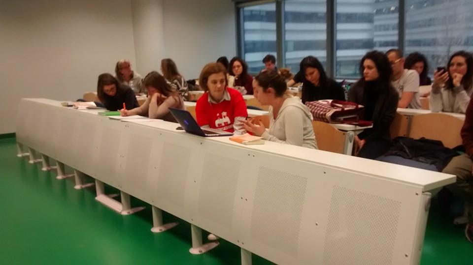 Sessione di esami all'Università di Torino