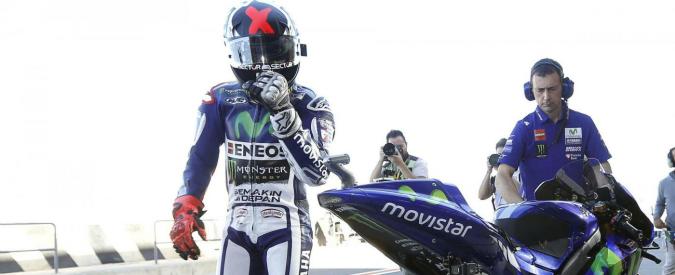 MotoGp, test a Sepang: Jorge Lorenzo il più veloce davanti a Valentino Rossi