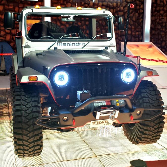 """India, Mahindra Thar: la """"nuova"""" fuoristrada è una vecchia Jeep"""