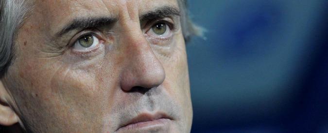 Mancini, nervi tesi: dalla lite con la Calcagno al dito medio ai milanisti, il tecnico non è più sereno – Video