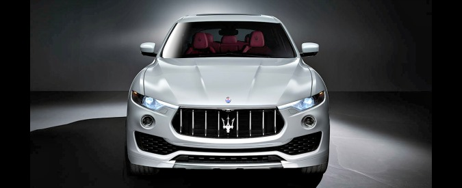 Maserati Levante, il listino per l'Italia parte da 73 mila euro