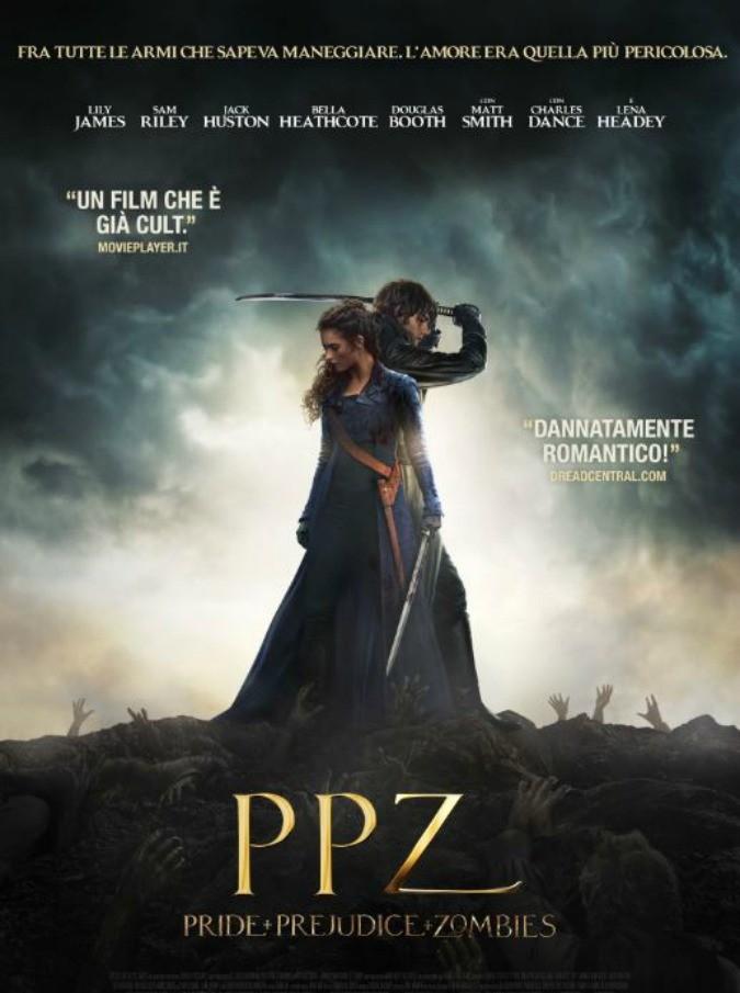 Pride and Prejudice and Zombies, il film di Steers supera la prova del ridicolo e apre la porta a qualcosa di diverso