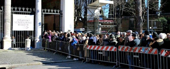 Padre Pio, miracolo al Giubileo: arriva a Roma e il Vaticano fa il pienone di fedeli