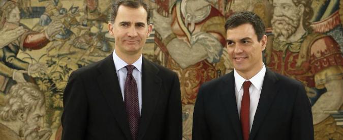 """Spagna. Sanchez e il rebus governo: cerca accordi """"a destra e sinistra"""", ma è il Psoe che rischia l'esplosione"""