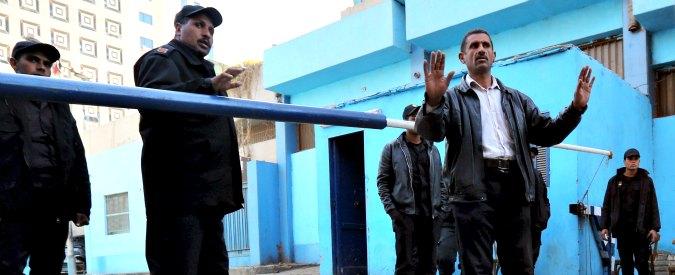 """Giulio Regeni, ong: """"In Egitto 340 casi di sparizione forzata negli ultimi due mesi"""""""