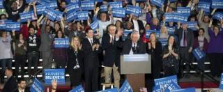 """Primarie Usa, in New Hampshire vincono (ancora) gli """"outsider"""" Sanders e Trump. Clinton in crisi"""