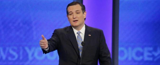 Primarie Usa 2016, ex porno attrice in spot elettorale. Ted Cruz lo ritira – Video