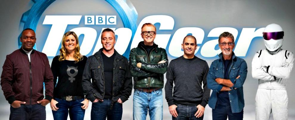 BBC Top Gear, ora la squadra è completa. E anche l'edizione italiana scalda i motori