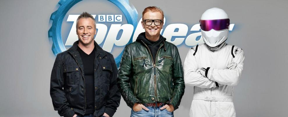 """Top Gear, alla conduzione anche Matthew LeBlanc, l'ex Joey di """"Friends"""""""
