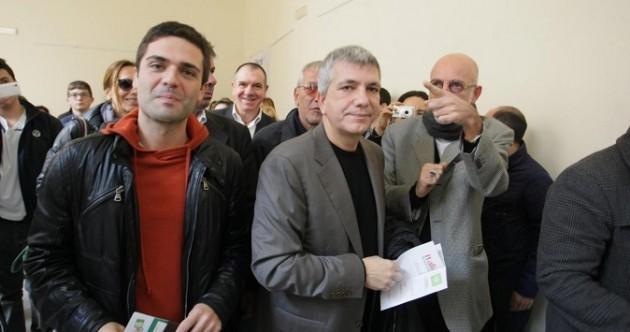 Primarie Pd, Nichi Vendola al Voto