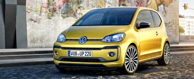 Volkswagen Up!, al Salone di Ginevra la piccolina mette il turbo – FOTO