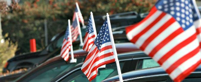 Elezioni Usa, gli automobilisti americani hanno un debole per Donald Trump