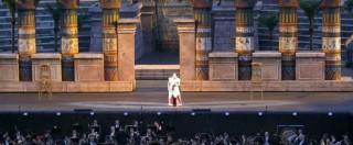 Arena di Verona in crisi, a rischio chiusura l'officina delle scenografie di Aida e Turandot