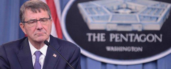 """Libia, Pentagono: """"Usa sostengono ruolo di comando dell'Italia per una missione"""""""