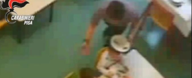 """Pisa, schiaffi e piatti in testa: arrestata educatrice di un nido. """"Oggi ti faccio male"""""""
