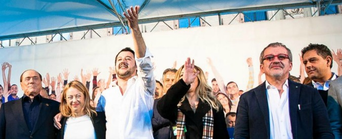 """Comunali Roma, ai gazebo di Salvini vince Marchini: """"Ora primarie"""". Destra nel caos, Meloni agli alleati: """"Ditemi cosa volete"""""""