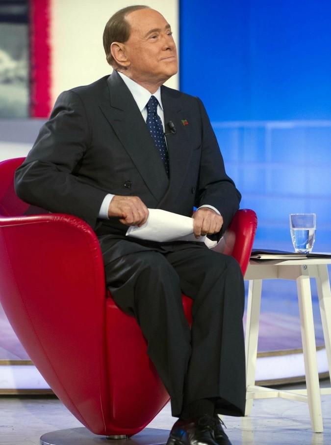 """Silvio Berlusconi, si chiama Lavinia Palombini la nuova ventenne nel suo cuore. """"Ci risiamo, non è mai cambiato"""""""