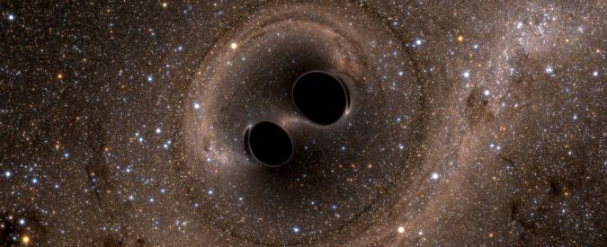 """Onde gravitazionali, catturato nuovo segnale emesso da fusione tra buchi neri. """"Abbiamo iniziato a studiare l'invisibile"""""""