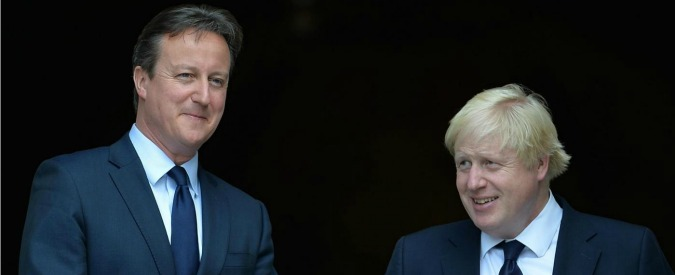 "Brexit, Johnson contro Cameron: ""Al referendum voterò no all'Europa"""
