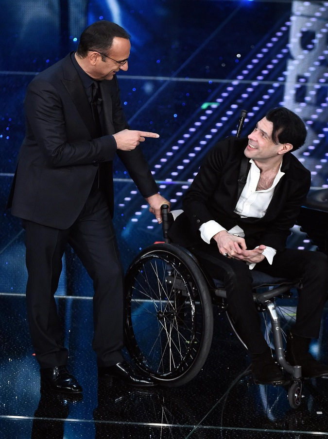 Sanremo 2016, le pagelle televisive di Domenico Naso (seconda serata)