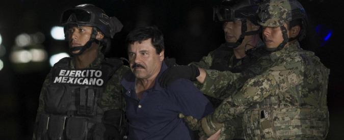 """El Chapo detta le condizioni per l'estradizione negli Usa. """"Sentenza ragionevole e no a super carcere"""""""
