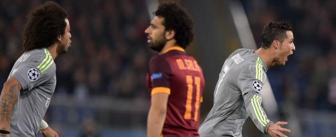 Roma-Real Madrid 0-2: Ronaldo e Jesé, i blancos vincono senza merito – Video