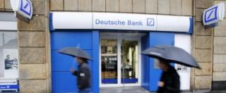"""Deutsche Bank, Financial Times: """"Ha ricevuto dalla Bce un trattamento di favore agli stress test"""""""