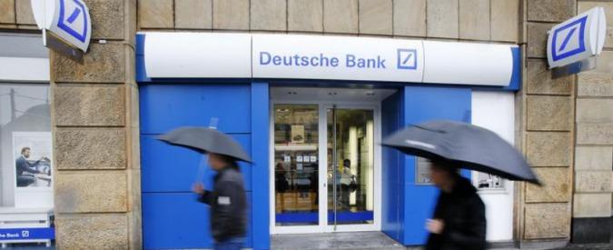 Deutsche Bank, i rischi nascosti nel bilancio. Ecco perché il mercato scommette contro la prima banca tedesca