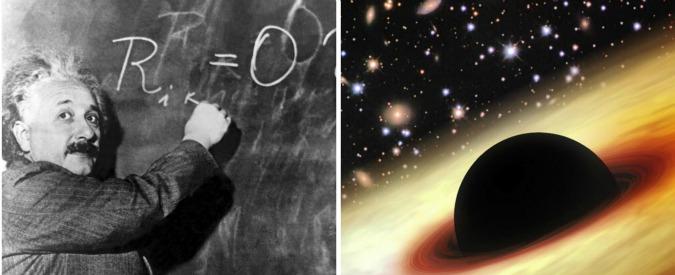 """Onde gravitazionali, atteso l'annuncio """"per la scoperta del secolo"""". Furono teorizzate da Einstein 101 anni fa"""