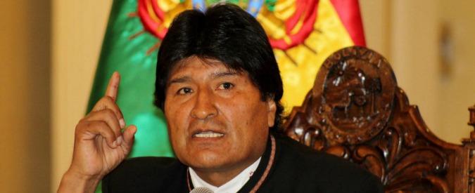"""Bolivia sconfitta a L'Aja: il Cile non sarà obbligato a negoziare sull'accesso al mare. Evo Morales: """"La lotta prosegue"""""""
