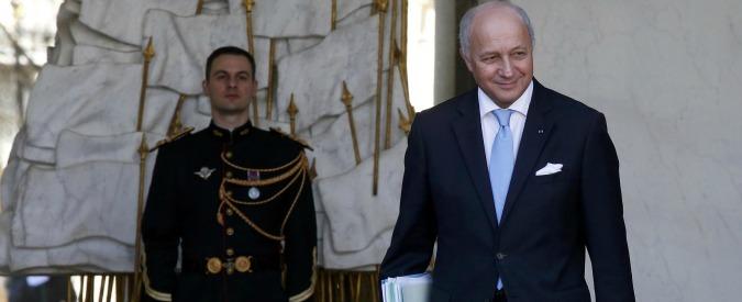 Francia, il ministro degli Esteri Fabius si dimette. Sarà a capo del Consiglio costituzionale