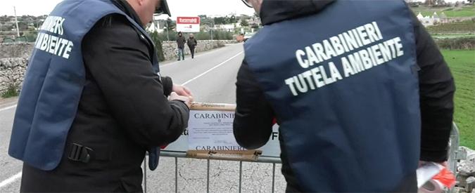 """Liquami in falda, sequestrata la 'statale dei Trulli' in Valle d'Itria (Puglia): """"Rischia di crollare"""""""
