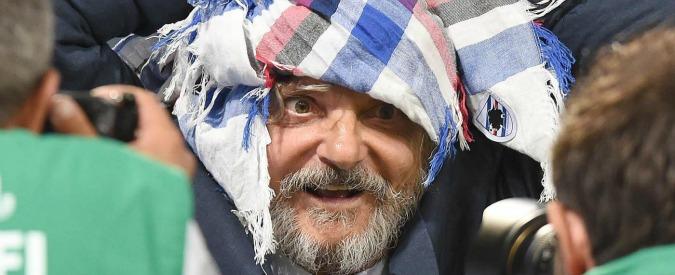 Massimo Ferrero patteggia un anno e dieci mesi per il crac della Livingston