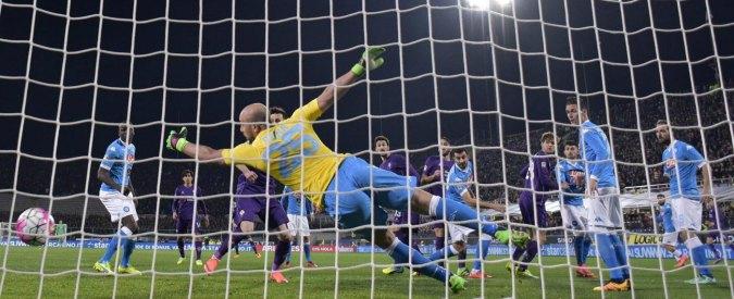 Serie A, Fiorentina-Napoli: 1-1. La squadra di Sarri fermata dai viola. La minifuga della Juventus a +3 – Video
