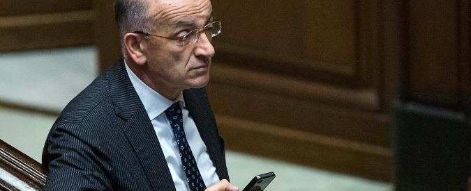 """Conflitto interessi, Sisto si dimette da relatore: """"Pd e M5s fanno asse e ignorano Forza Italia"""""""