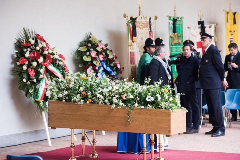 Funerali di Umberto Eco a Milano