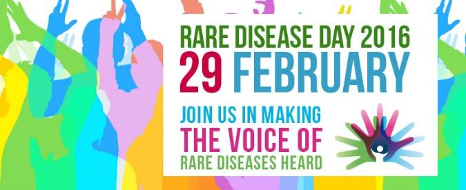 Giornata mondiale malattie rare 2016, Orphanet: in Italia 6mila patologie e ne soffrono circa 670mila persone