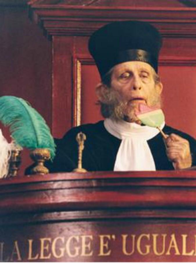 giudice Pinocchio Corrado Pani 905