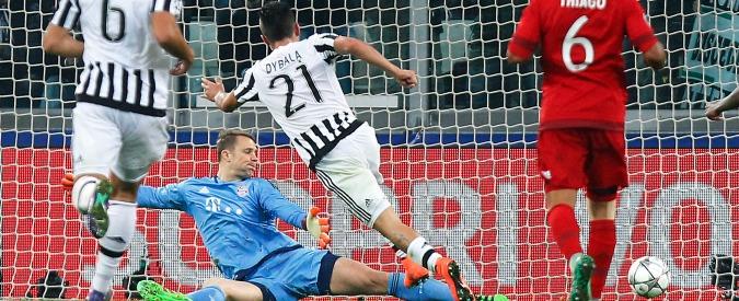 Juventus-Bayern Monaco 2-2: tedeschi di un'altra categoria, ma la rimonta bianconera è da grande squadra