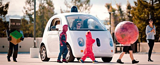 """Google car, gli Usa danno il primo ok: l'intelligenza artificiale sarà considerata """"conducente"""""""